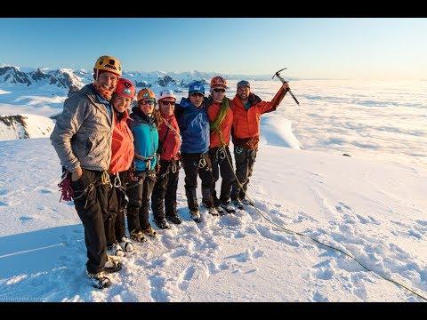 Mount Scott: An Adventure To The Antarctic Peninsula