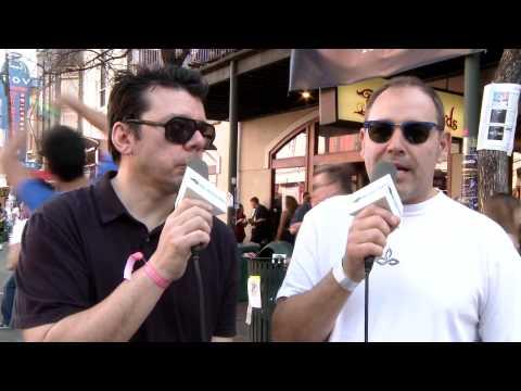 The Crystal Method - SXSW 2013 - Interview