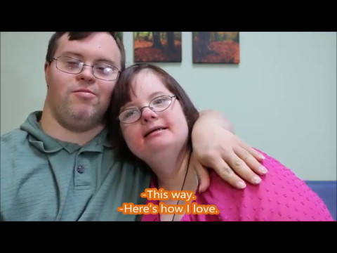 A Married Couple with Down syndrome