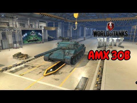 AMX 30B - World of Tanks Blitz thumbnail
