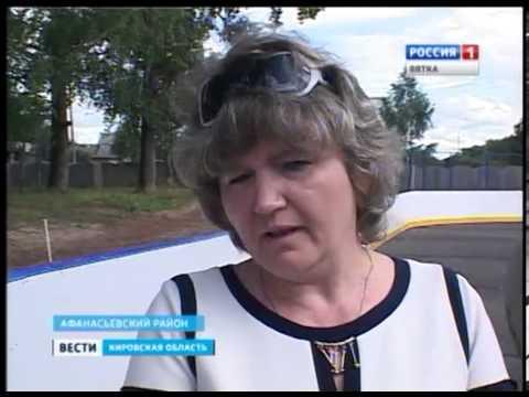 Белых в Афанасьевском районе (ГТРК Вятка)