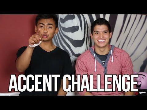 ACCENT CHALLENGE!