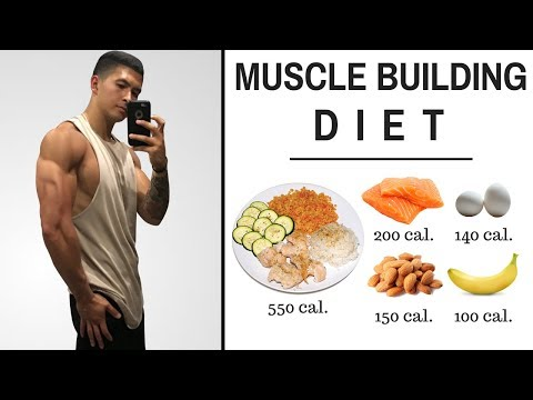 the-best-science-based-diet-to-build-lean-muscle-(all-meals-shown!)