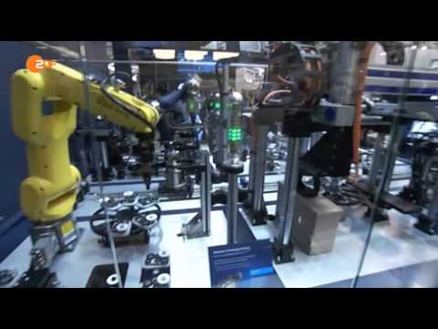 Weltgrößte Industriemesse in