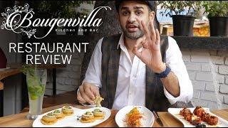 Bougenvilla Kitchen & Bar Review (Khar West) By Sid (Baap Of Bakchod) | Mumbai Restaurant Review