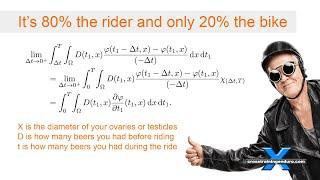 IT'S THE RIDER NOT THE BIKE! Cross Training Enduro Skills