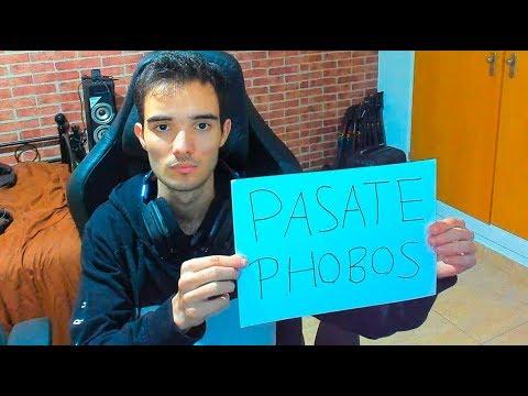 PASATE PHOBOS