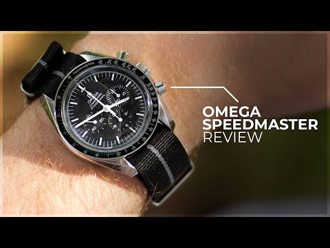Why Everyone Needs An Omega Speedmaster - Your Next Watch Review