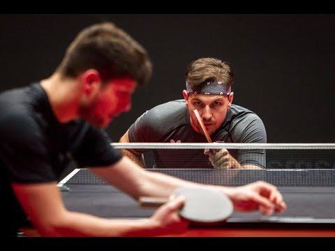 Timo Boll vs Dimitrij Ovtcharov (2017 T2APAC)
