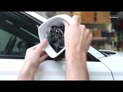 HOW TO: AUDI MIRROR REPLACEMENT GUIDE – Audi A6, A7, A8 C7