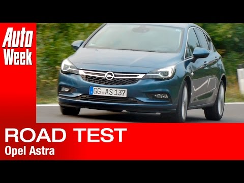 Opel Astra (2015) AutoWeek review