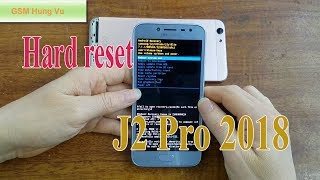 How To Hard Reset Samsung J2 Pro 2018-Gsm Hung Vu.