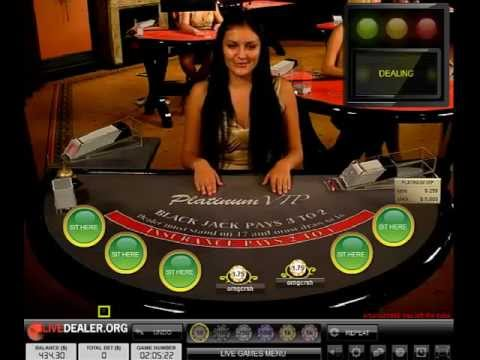Platinum VIP Blackjack - Rizk Casino