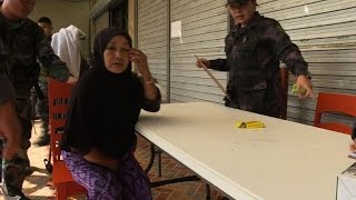 Civilians recount their experience in war-torn Philippine city