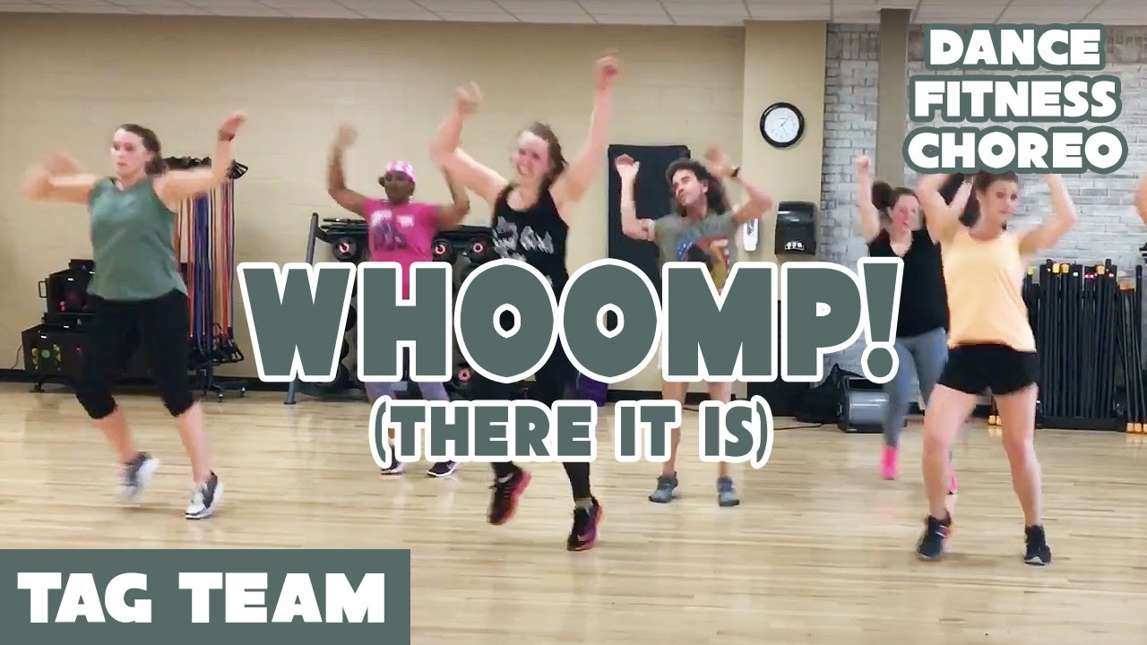 """Tags Dance Teams New Members: """"WHOOMP! (There It Is)"""" By Tag Team"""