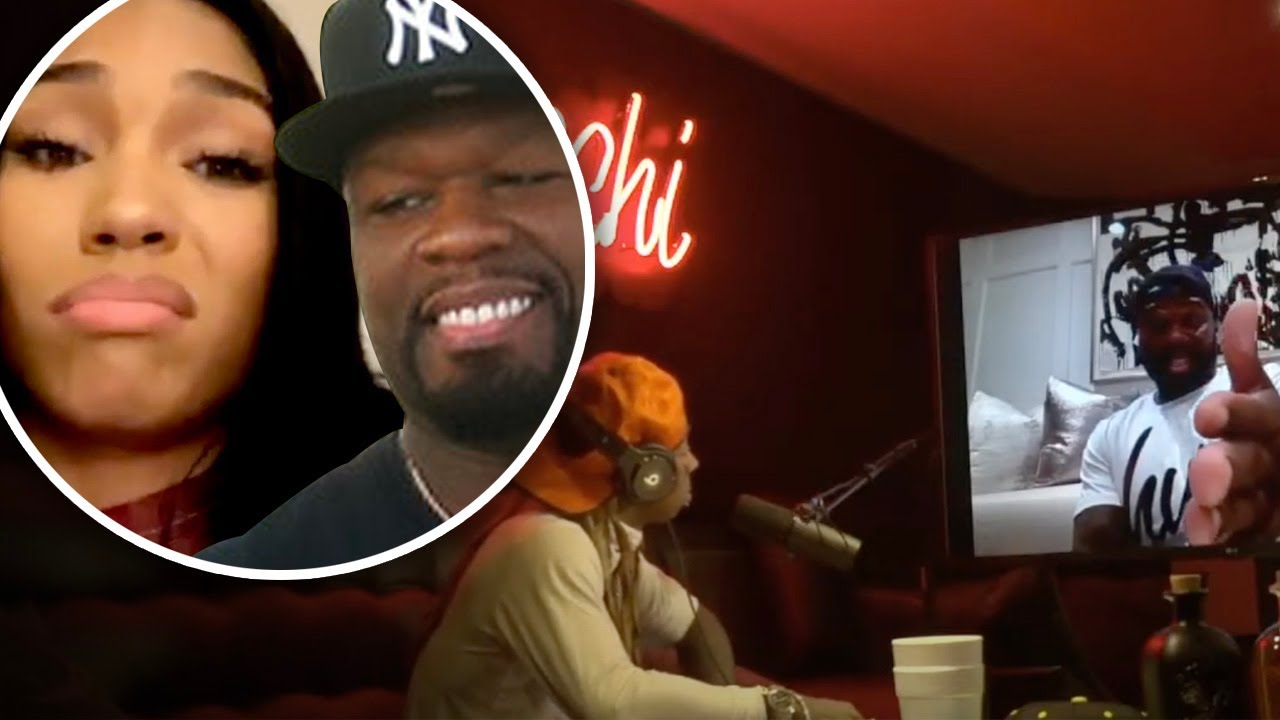 """50 Cent Says BW Get ANGRY Over BMS Desire for """"eXoTiC"""" Women"""