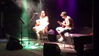 pride and joy acoustic Elena & the Seekers ( SRV cover )