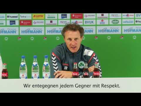 Das Kleeblatt im DFB-Pokal