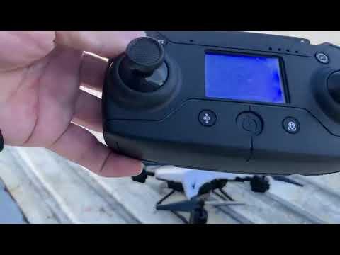 ドローン KY601Gの飛行前の準備操作(補正とGPS検索)TSモバイル