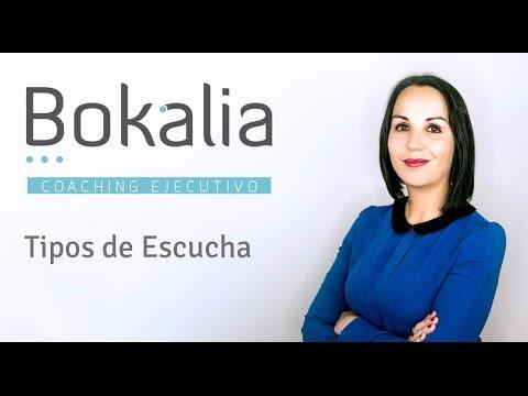 Aprende los tipos de escucha - Bokalia Coaching Ejecutivo