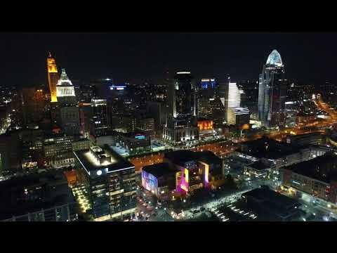 Blink Cincinnati 2017- DJI Phantom 4 Pro Drone