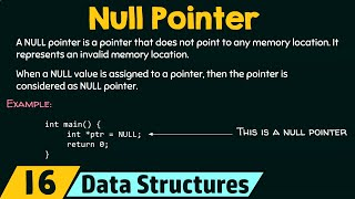 Understanding the Null Pointers