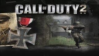 Прохождение Call of Duty 2: М - 1 - Обучение красноармейцев