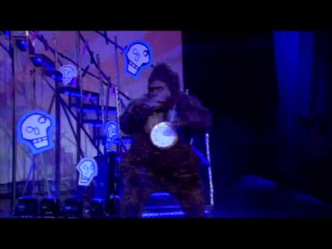 The Mighty Boosh - Crimping (Live)
