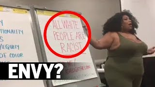 Black Woman Tells Room Full Of White Women They're All Racist - Black Conservative Reacts