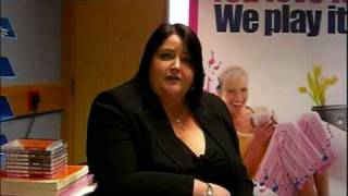 Jobsearch 2009 - Angela Perry (Golden Gates Housing) - Wire FM - 107 2fm