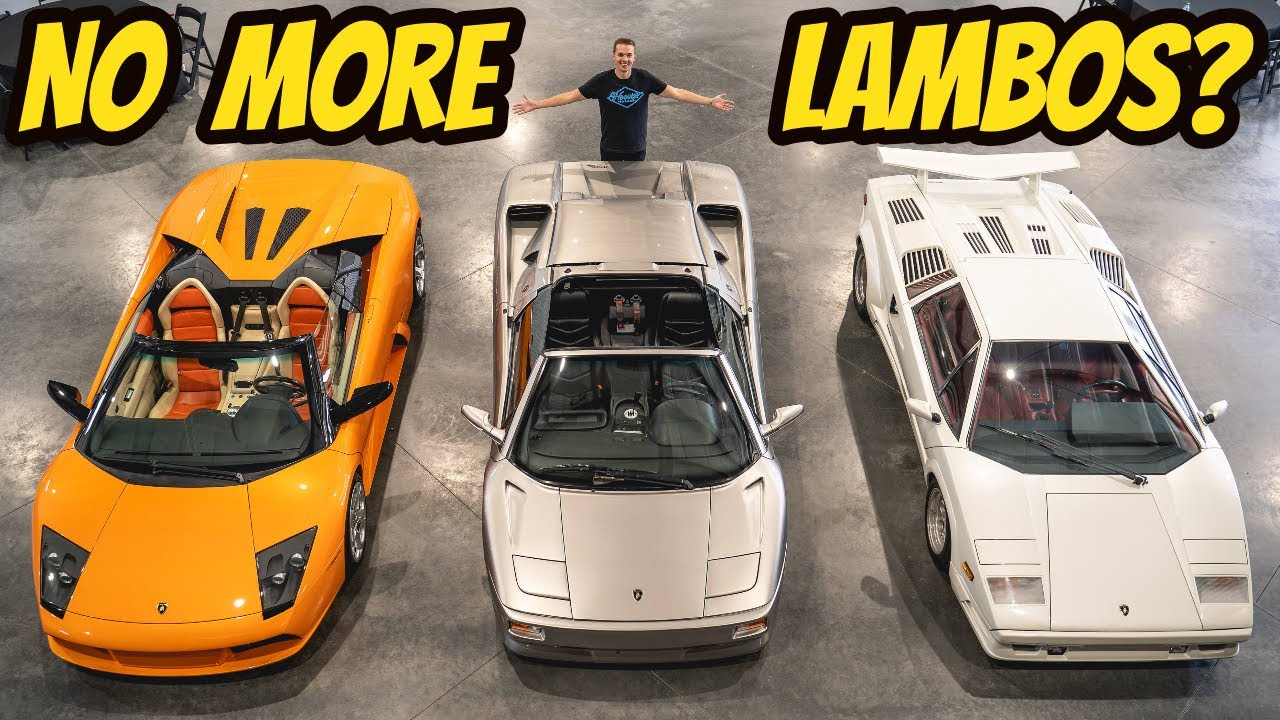 Download Why I'm never buying a Lamborghini Aventador (unless this happens)