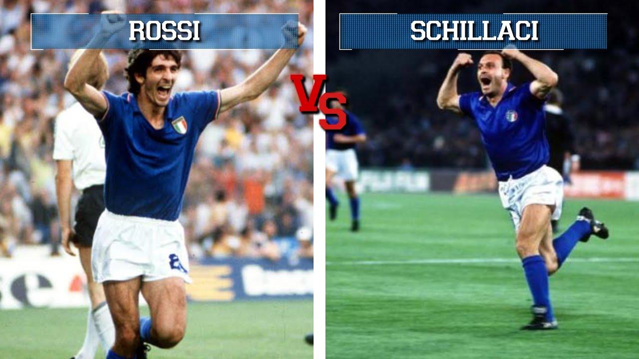 Supersfida Azzurra: Rossi vs Schillaci