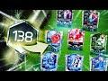 138!! - GREATEST TEAM UPGRADE IN FIFA MOBILE 18