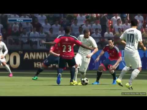 REAL MADRID vs CA OSASUNA - (LaLiga) - HIGHLIGHTS, SKILLS AND GOALS  - 2016