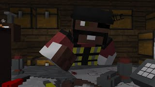 Meet the Demoman in Minecraft