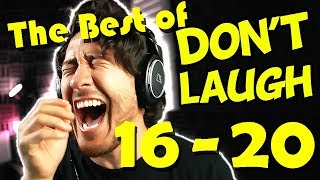 Best of Markiplier's Try Not to Laugh 16 - 20