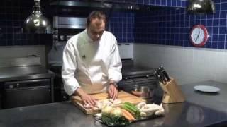 Daniel Humm cooks Coq au Vin