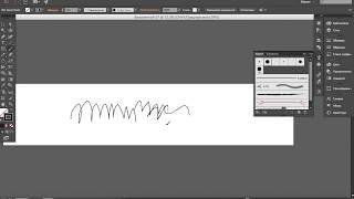 как настроить нажим пера wacom в Иллюстраторе