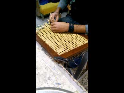 Le sedie thonet la paglia di vienna doovi - Tappezzare una sedia ...