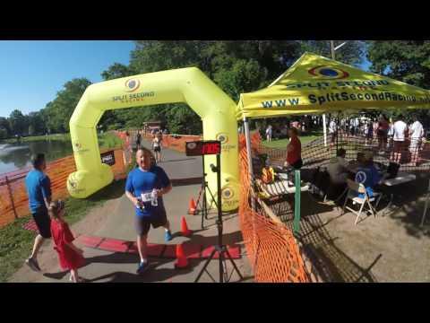 Cranford Jaycees One Mile 2016