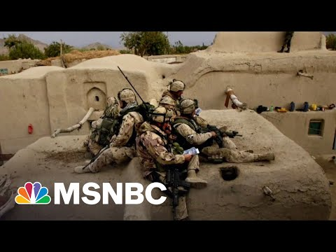 Fmr. NSC Member On Afghanistan: 'What We're Seeing Is A Tragic Collapse'