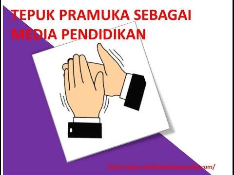 Koleksi Tepuk Pramuka Lengkap - Wajib Liat Salam Pramuka !!