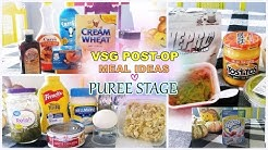 WHAT I EAT AFTER VSG (18 DAYS POST-OP) - PUREE STAGE
