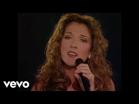 Смотреть клип Céline Dion - The First Time Ever I Saw Your Face