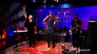 "Printz Board Performs ""Hey You"" on AXS Live"
