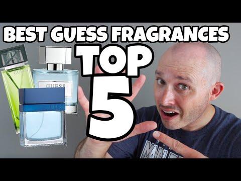 Top 5 GUESS Fragrances