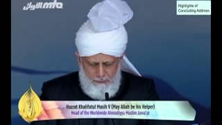 Jalsa Salana 2014 Presentation (Urdu)