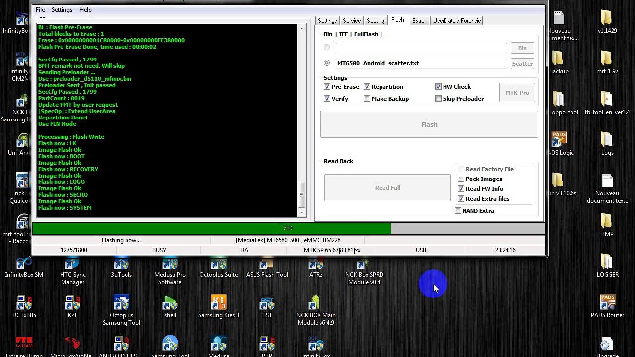 Infinix X554 Dead Solution