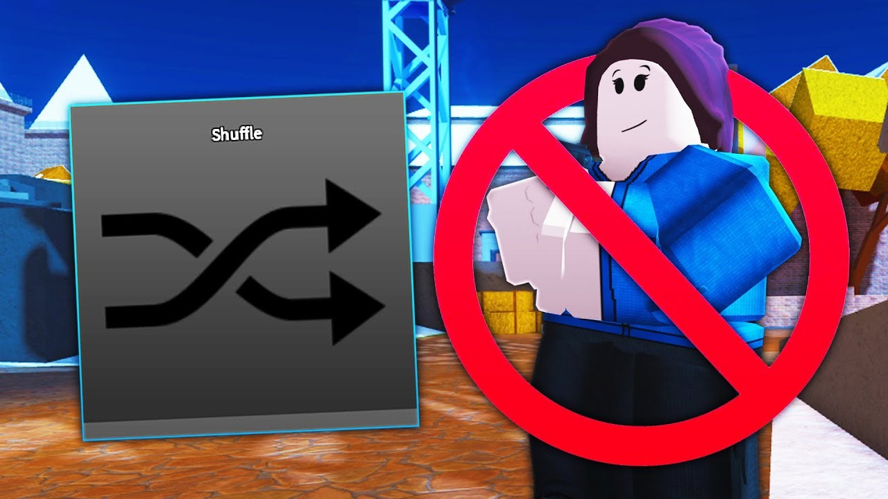 Popular Arsenal Roblox Characters If I Get A Female Character In Arsenal The Video Ends Roblox