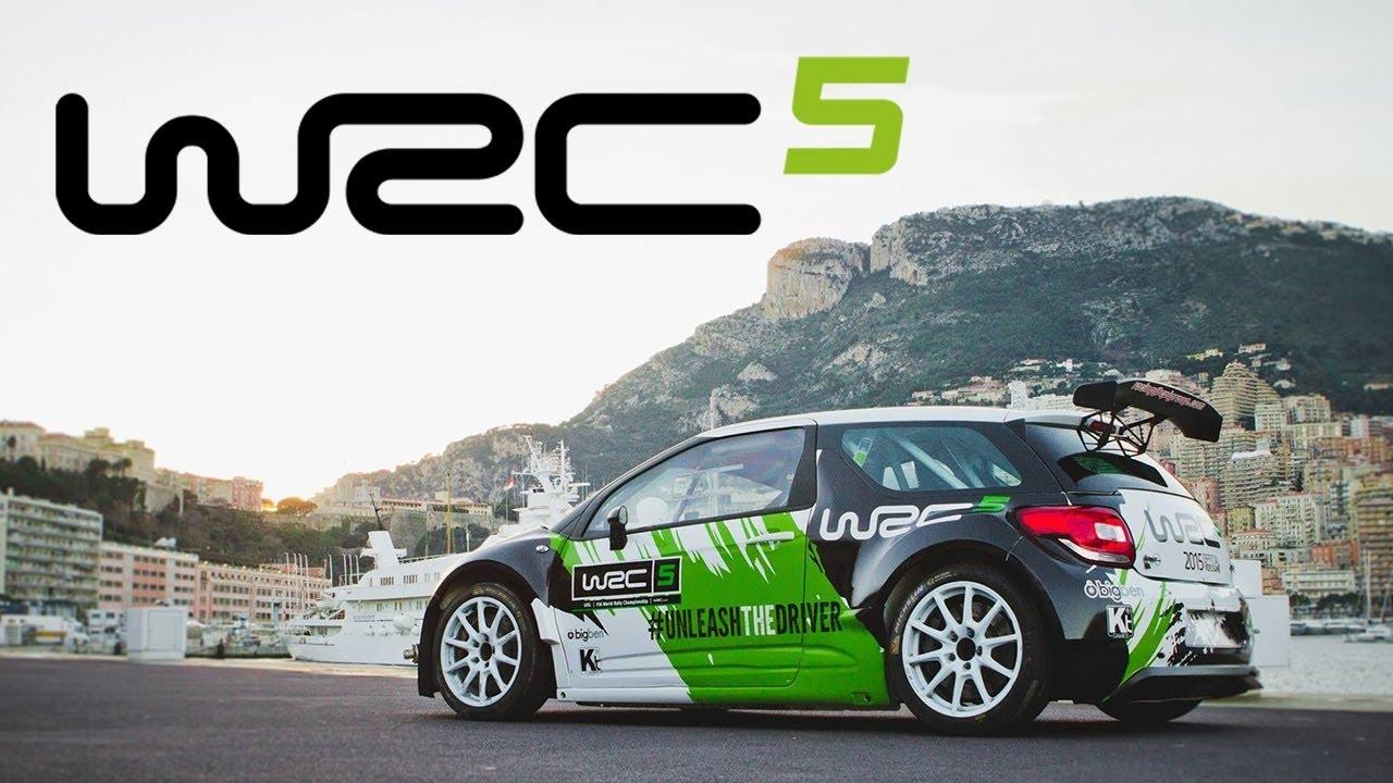 WRC 5 FIA World Rally Championship -LIVE